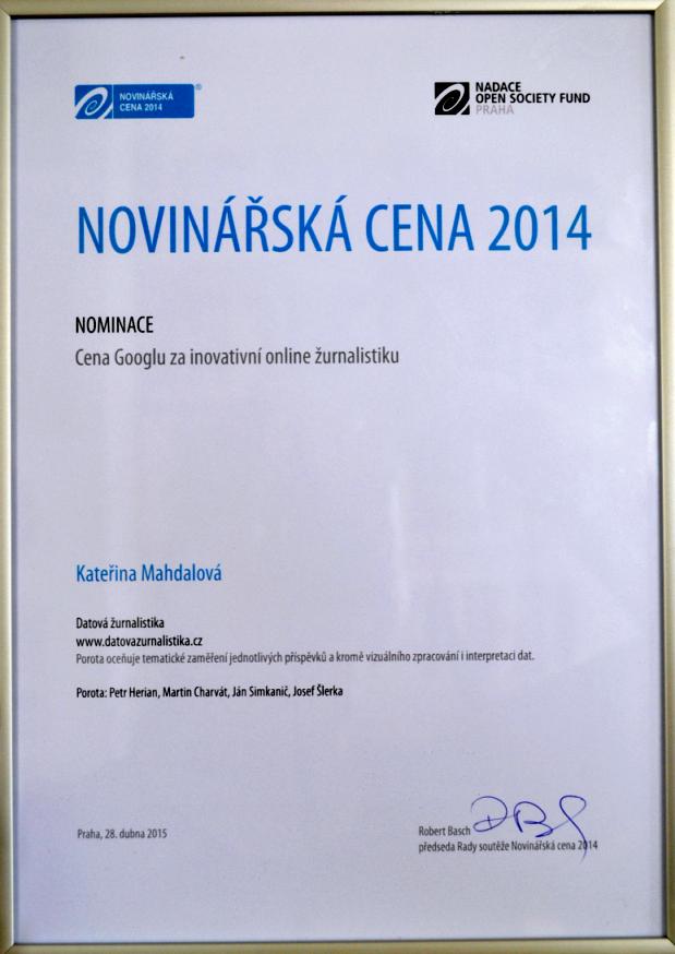 OSF cena 2014aa