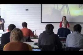 Workshop datové žurnalistiky – 1. část