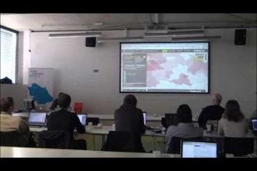Workshop datové žurnalistiky – 4. část