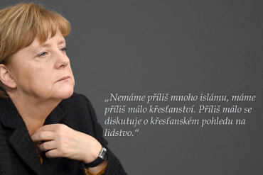 Angela Merkel v číslech