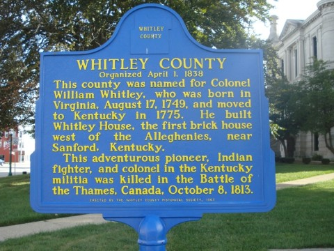 whitley county