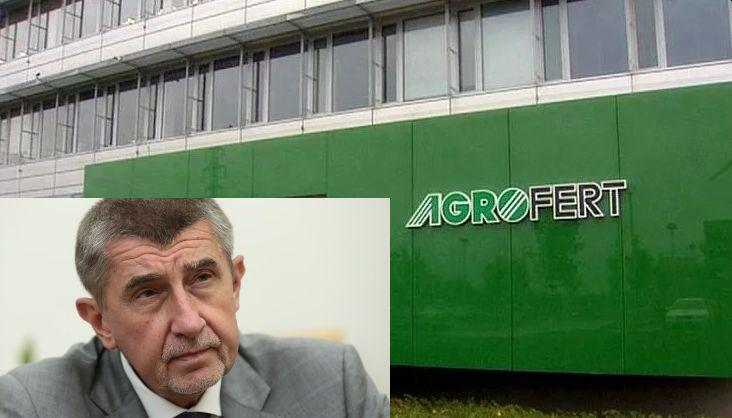 Andrej Babiš Agrofert